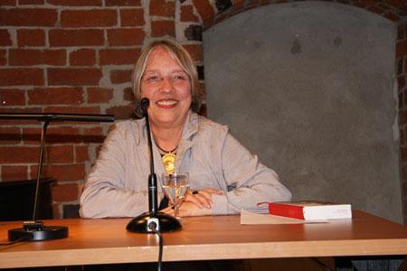 Antje Vollmer im Glockenhaus zu Lüneburg