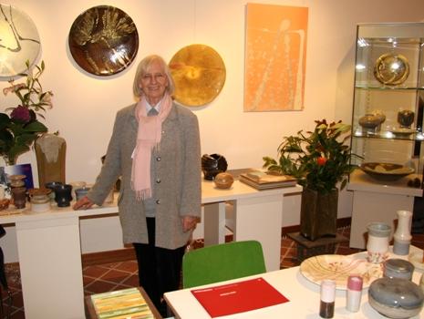 Künsterische Keramik von Barbara Stehr