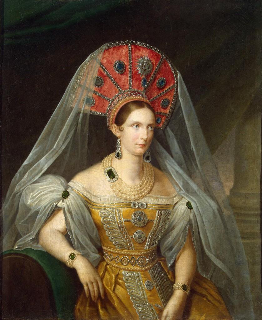 "Alexandra Feodorovna, die ""Preussin auf dem Zarenthron"""