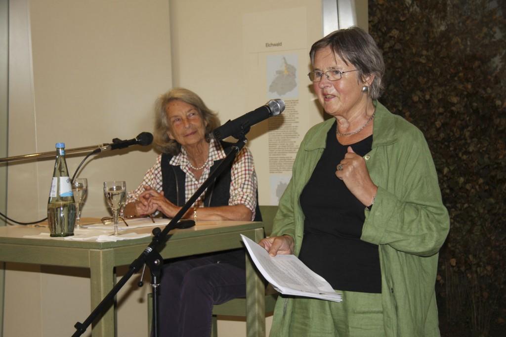 Marie-Cecile und Marianna Butenschoen