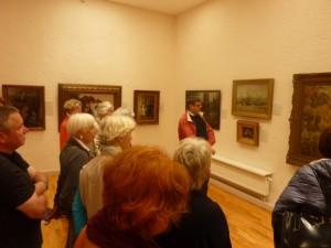 Besuch der Kunstgalerie in Klaipeda