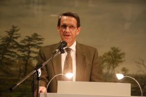 Stiftungsratsvorsitzender Hubertus Hilgendorff