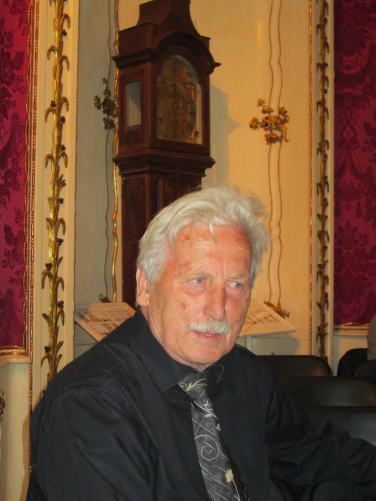 Arno Surminski in Danzig