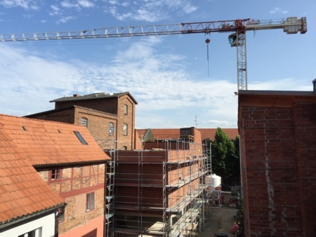 Der Neubau geht voran!