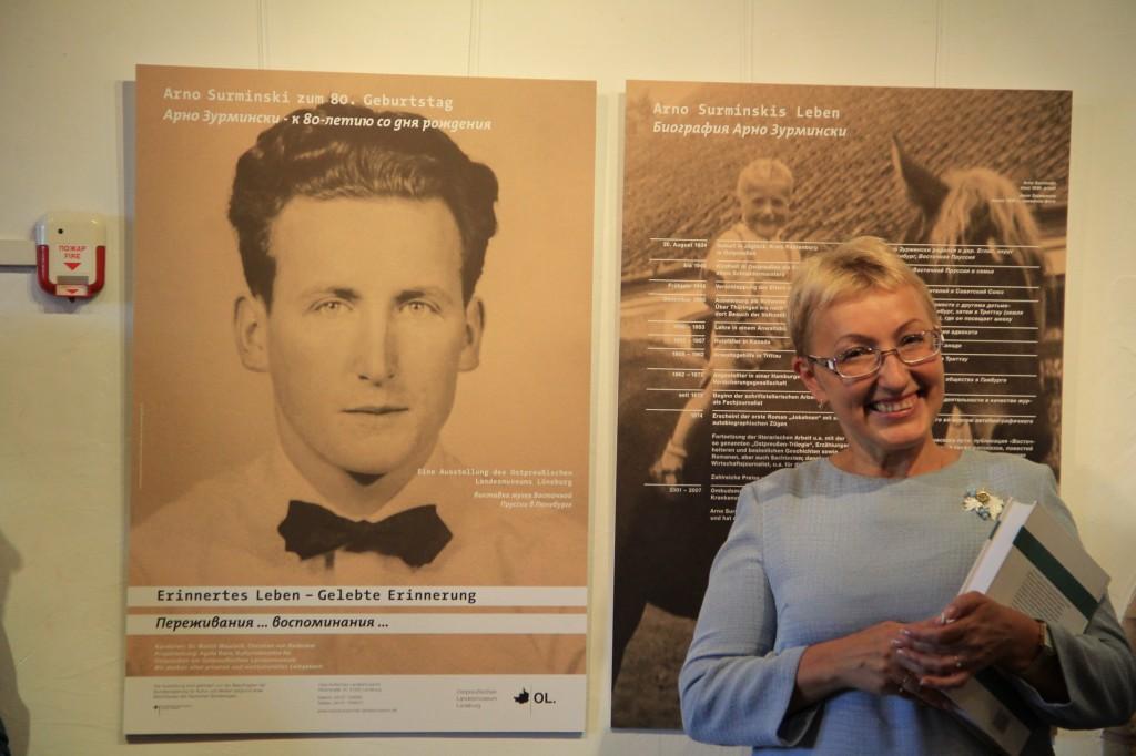 Marina Yadova, Direktorin des Museums Friedländer Tor