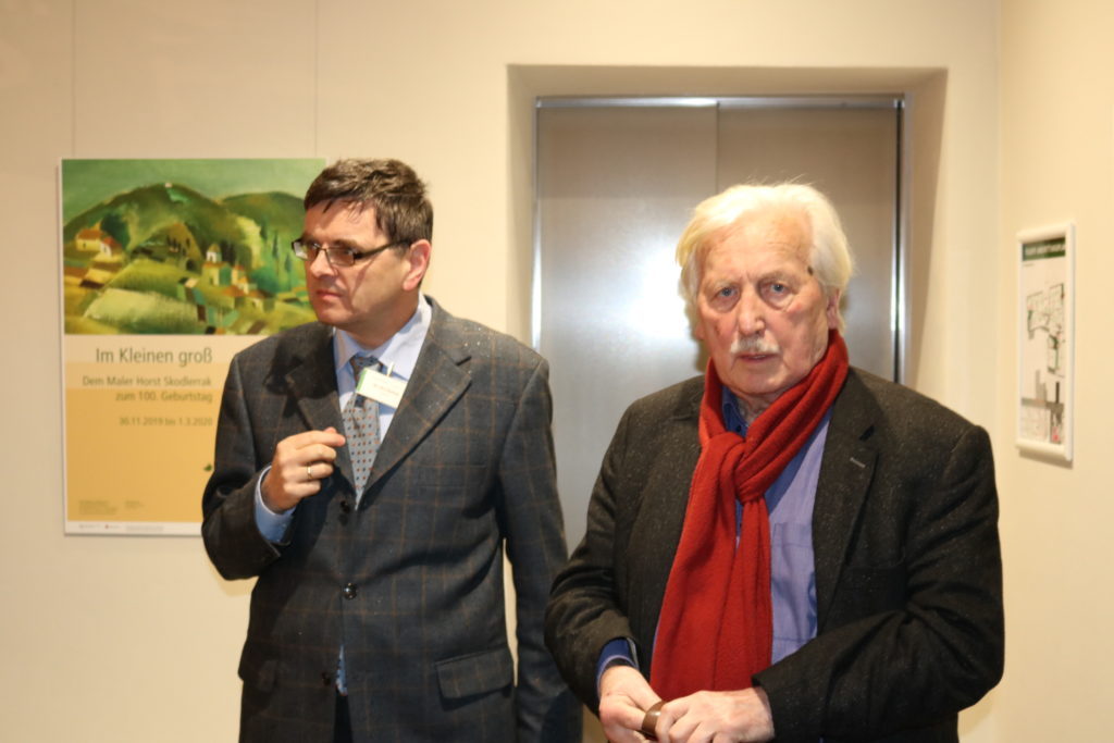 Dr. Jörn Barfod, Arno Surminski